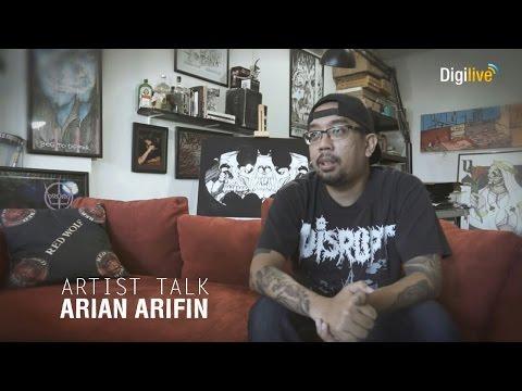 Digilive Artist Talk: Arian 13