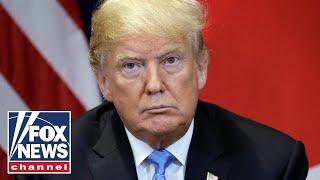 Trump: Avenatti is a low-life who represents Democrats thumbnail
