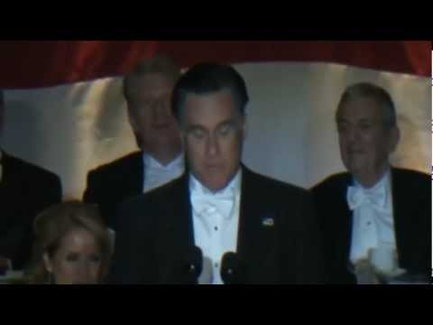 Romney Speech Wins The Night At Alfred Smith Dinner- Obama Not So Much