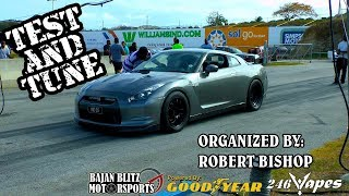 Test & Tune - Organised By: Robert Bishop 03/24/2018