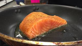 How to cook Salmon and Lobster Tails