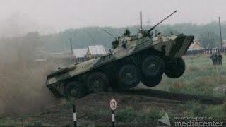 видео БТР 90 ГАЗ-5923 Росток бронетранспортер фото