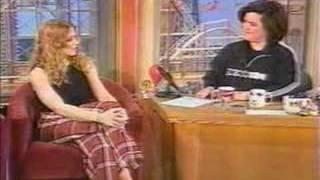 Madonna on Rosie show part 2 of 3 1998