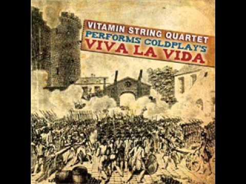 Viva La Vida - VSQ Performs Coldplay's Viva La Vida
