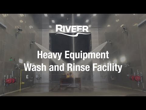 Heavy Equipment Wash And Rinse Facility