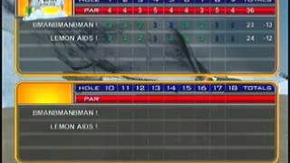 Jeff Lannen vs Brendan Harris - PEGT Tour, Golden Tee Golf