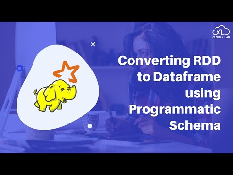 Spark SQL - Converting RDD to Dataframe Using Programmatic