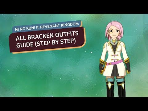Ni No Kuni II: Revenant Kingdom All Bracken Outfits Guide (Step By Step Guide) |