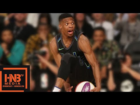 2018 Verizon Slam Dunk Contest Highlights / Feb 17 / 2018 NBA All-Star Weekend