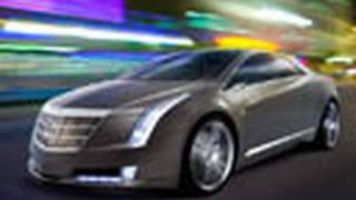 Star Of The Show! - Cadillac Converj Concept - 2009 Detroit