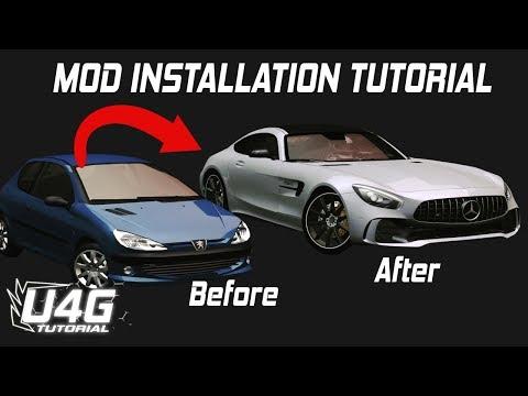 How To Install Car Mods For NFS Underground 2 U4G