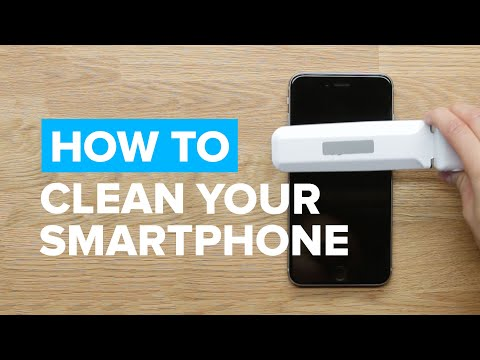 3 Easy Ways To Clean Your Smartphone