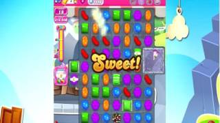 Candy Crush Saga Level 1156  No Boosters  3 Stars