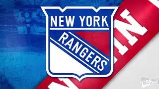 New York Rangers 2018-19 Win Horn