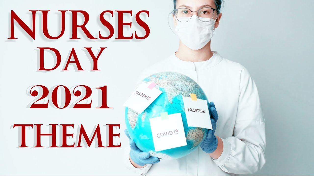 Nurses Day 2021 Theme Icn International Nurses Day Reveal Youtube