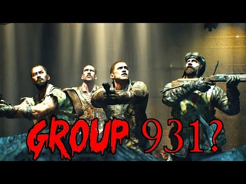 GROUP 931 Zombies? Where\'s Group 935???· CoD World at War Custom ...