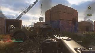 STS GAMEPLAY COD WW2 4V15 BOTS