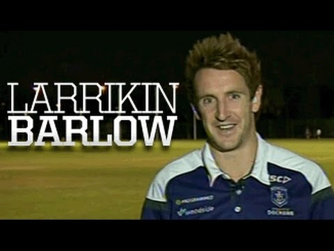 Barlow goes 'viral' - Nine News