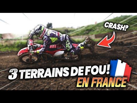 JE RIDE LES PLUS BEAUX TERRAINS DE FRANCE! - VlogRIDE