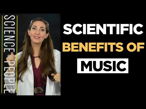 The Scientific Benefits of Music