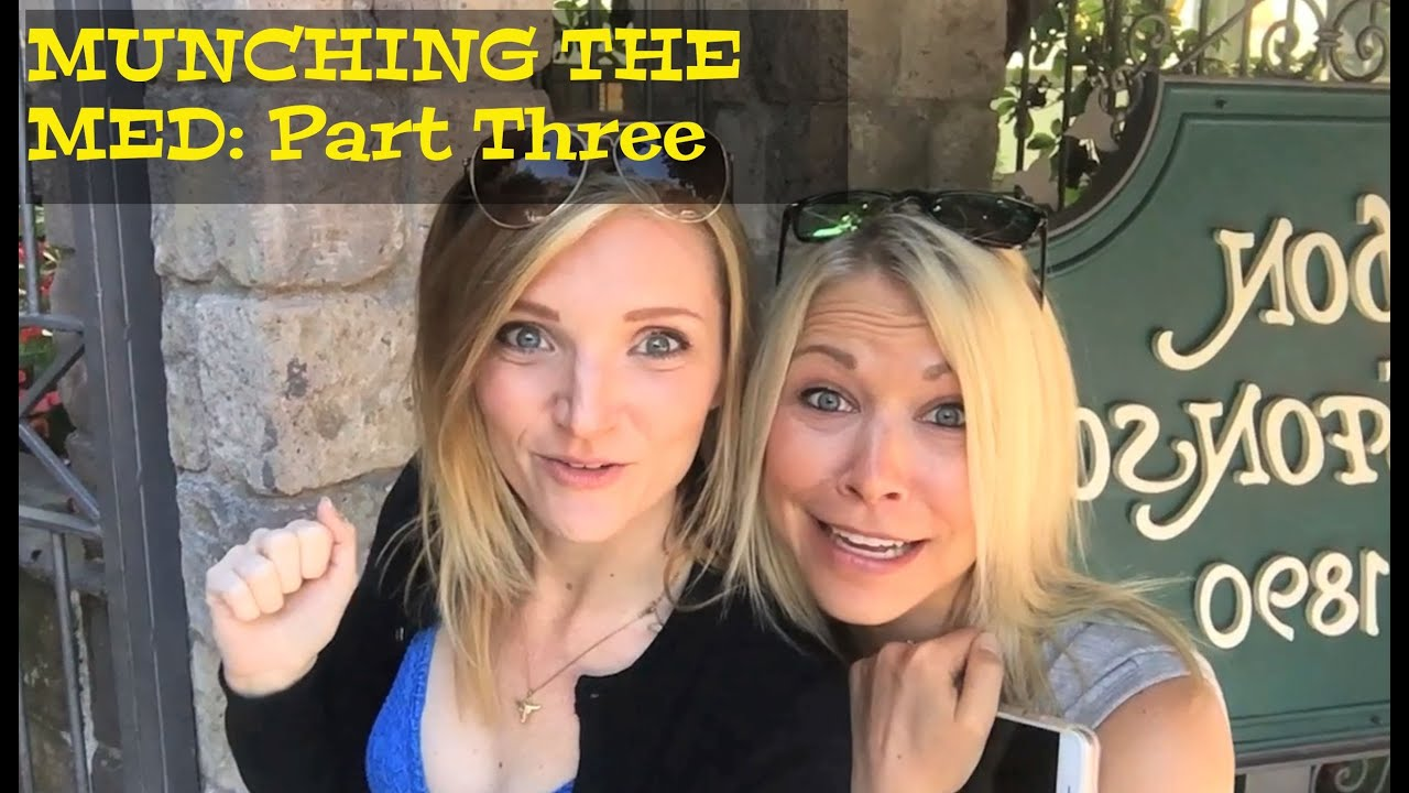Munching The Med: Part Three, Italy Travel Adventure