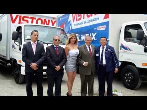 Hyundai Camiones Buses y Vistony