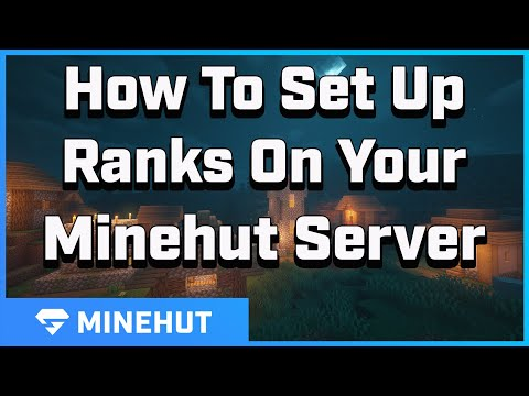 How To Set Up Ranks | Minehut 101