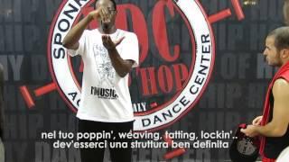 ACADEMY DANCE CENTER OF HIP HOP - OPEN CONVERSATION 2014