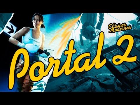 Clásicos Modernos: PORTAL 2