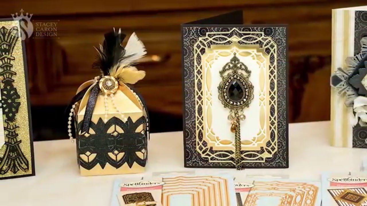 Introducing Art Deco By Stacey Caron Design Youtube
