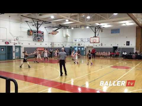 2017/2018 Highlights St Mary's of Lynn High School and NS Blizzard AAU