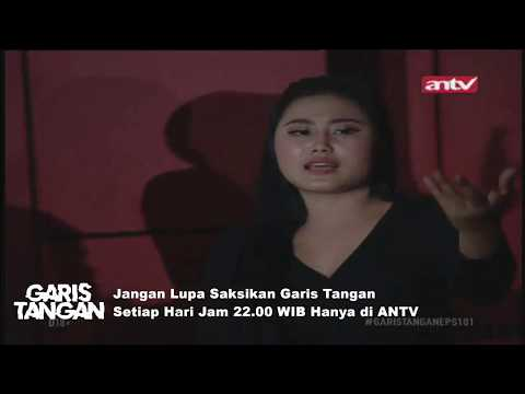 Dilempar Terigu Karena Dituduh Penggoda! | Garis Tangan | ANTV | 09/02/2020 | Eps 101