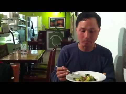 Better Life Cuisine Santa Monica Raw Food Restaurant Review