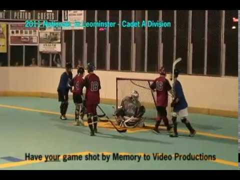 Dek Hockey at Leominster, MA