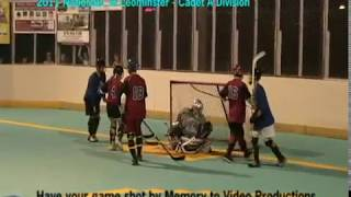 Dek Hockey at Leominster, MA