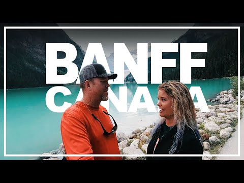 10 Things To Do In BANFF | Summer Canada RV Tour 01