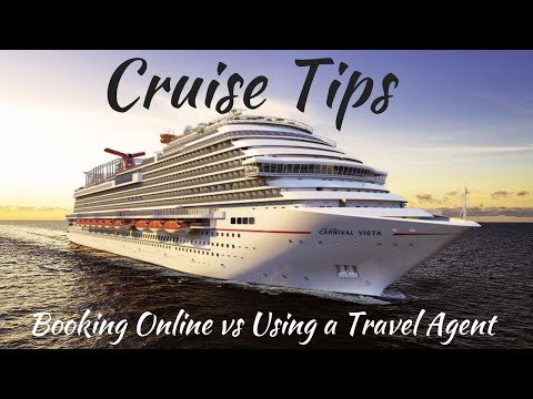 Cruise Tips: Booking Direct Or Travel Agent