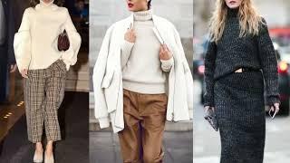 САМЫЕ СТИЛЬНЫЕ ВОДОЛАЗКИ мода для женщин за 50