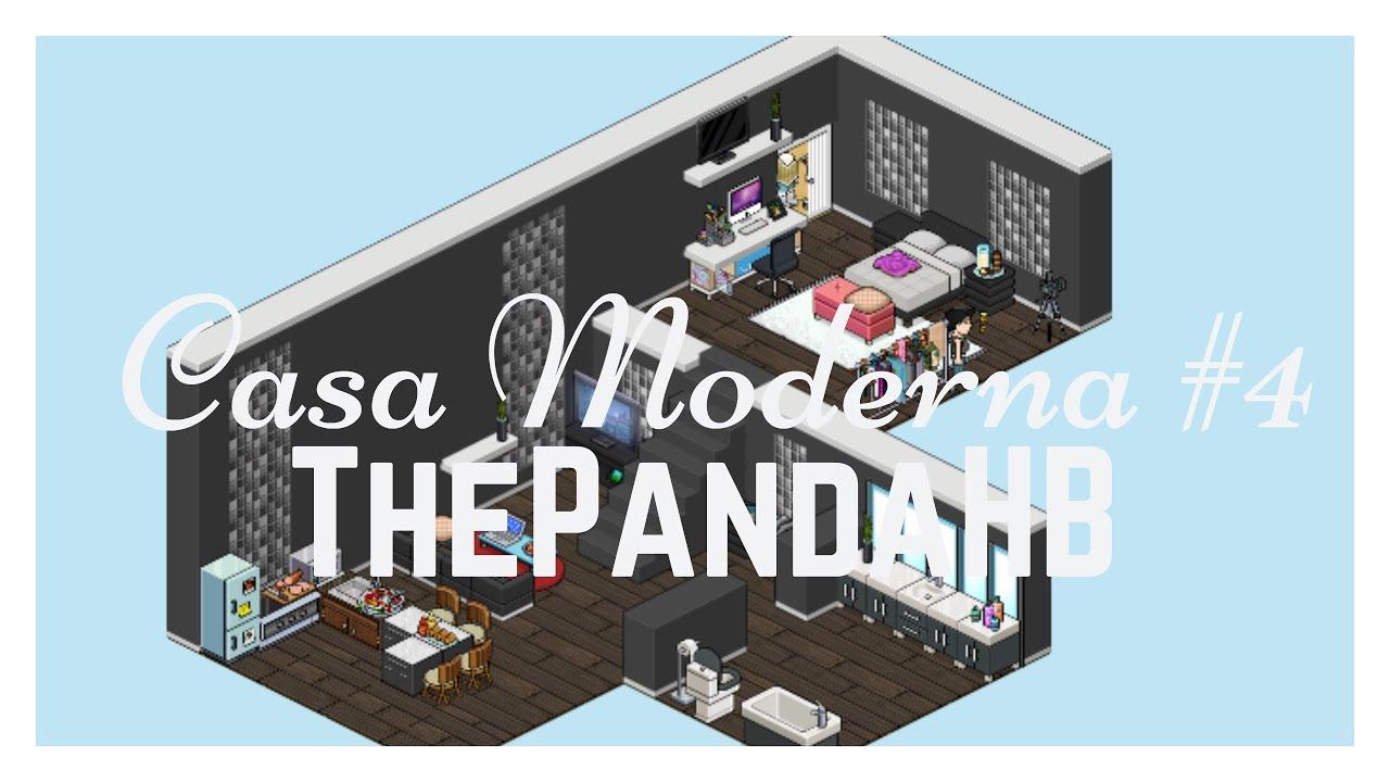 Casa moderna 4 123vid for Casa moderna fortnite