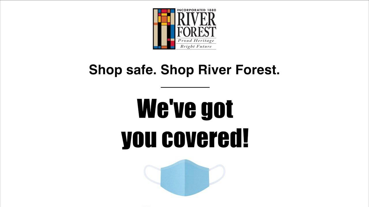 """""""Shop Safe, Shop River Forest"""" Video #1"""