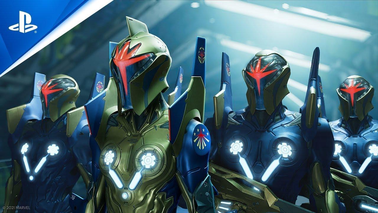 Download Marvel's Guardians of the Galaxy   Bande-annonce de l'histoire - FR   PS5, PS4