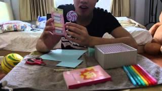 Repeat youtube video DIY ทำของขวัญ Valentine  แบบง่ายๆ