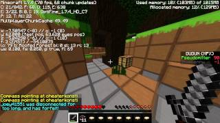 Checkpoint's Checkmate - Minecraft Hunger Games