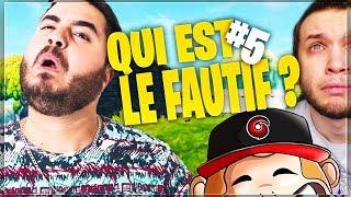 MICKALOW REJOINT L'EQUIPE ► QUI EST LE FAUTIF #5