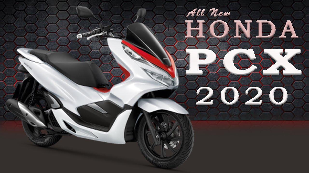 Honda Pcx 2020 Semakin Keren Dari Yamaha Nmax Youtube