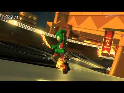 Wii U - Mario Kart 8 - (3DS) Melody Motorway