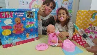 Video Elif bebek çiş yapıyor eğlenceli çocuk videosu toys unboxing download MP3, 3GP, MP4, WEBM, AVI, FLV November 2017
