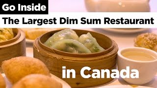 connectYoutube - Go Inside The Largest Dim Sum Restaurant in Canada