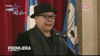 Zorica Brunclik drži govor na Šabanovoj komemoraciji