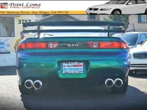 1995 mitsubishi 3000gt custom. 1996 mitsubishi 3000gt sl gto custom 2dr auto san diego california 1995 3000gt